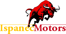 Ispanec Motors Logo